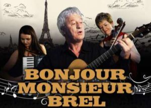 Bonjour Monsieur Brel @ Theater on the Square