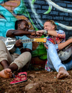 Dozi & Refentse @ Artscape-teater | Cape Town | Western Cape | Suid-Afrika